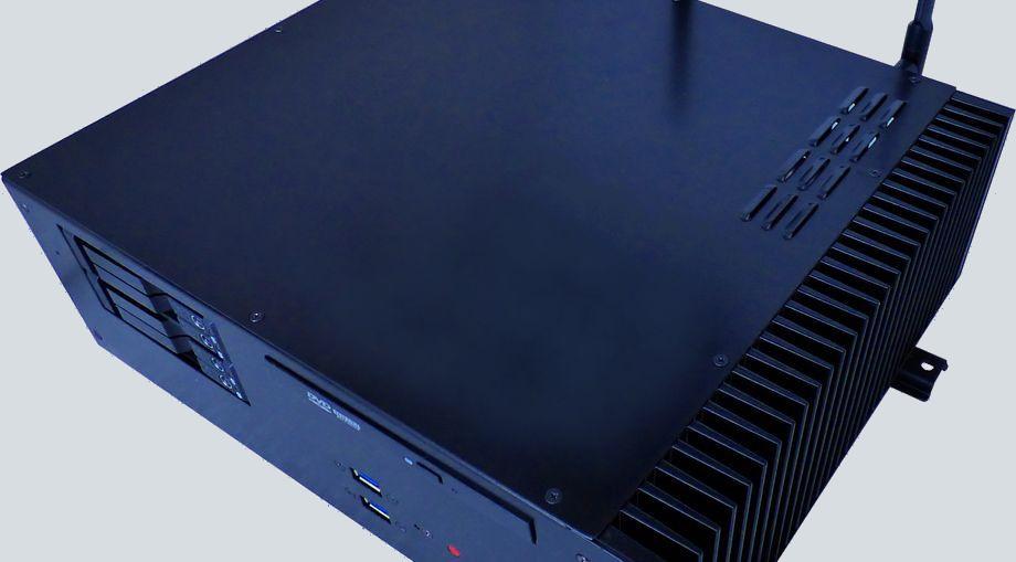 Advance Remote Control using TALOS Mini Server